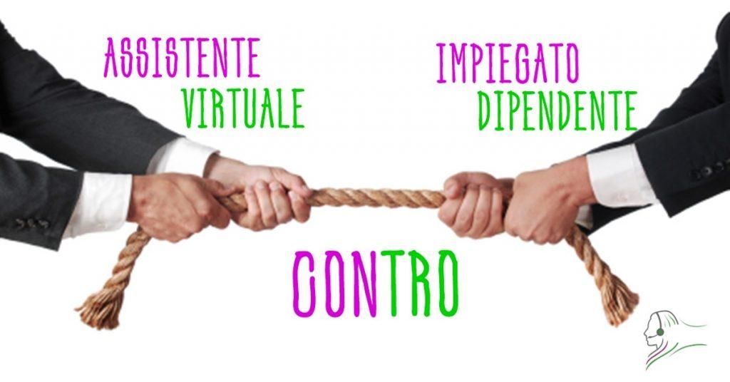 Perchè delegare a una Assistente Virtuale è molto più conveniente che assumere personale dipendente